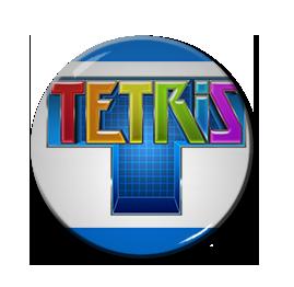 """Tetris 1.5"""" Pin"""