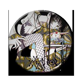 """XXX Holic - Yuuko 1.5"""" Pin"""