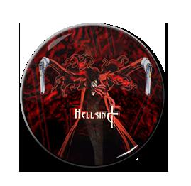 """Hellsing - Alucard 1.5"""" Pin"""