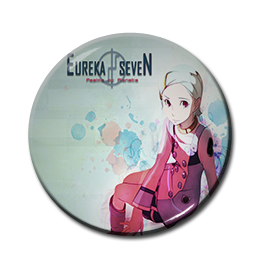 "Eureka Seven - Eureka 1.5"" Pin"