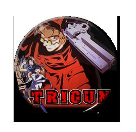 "Trigun 1.5"" Pin"