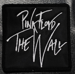 "Pink Floyd - The Wall 3x3"" Embroidered Patch"