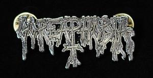 "Goreaphobia - Logo 2"" Metal Badge Pin"