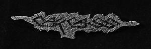 """Carcass - Logo 3"""" Metal Badge Pin"""