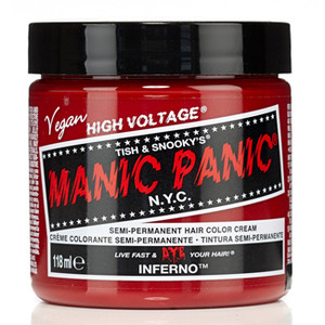 Manic Panic Inferno™ - High Voltage® Classic Cream Formula Hair Color
