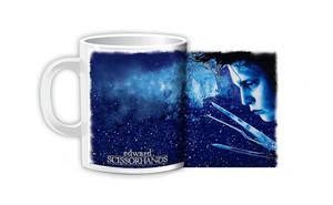 Edward Scissorhands - Scissors Coffee Mug