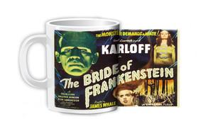 Bride of Frankenstein Coffee Mug