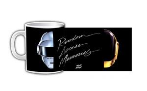 Daft Punk Coffee Mug