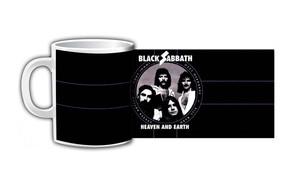 Black Sabbath - Heaven and Earth Coffee Mug