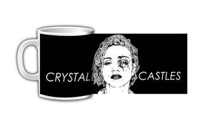 Crystal Castles - Madonna Coffee Mug