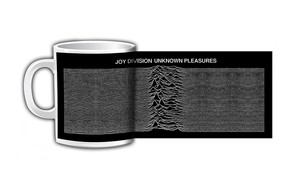 Joy Division - Unknown Pleasures Coffee Mug