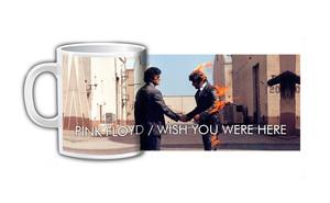 Pink Floyd - Wish You Were Here Coffee Mug