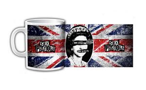 Sex Pistols - God Save the Queen Coffee Mug