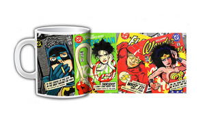 Post Punk & New Wave Comics Coffee Mug