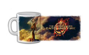 The Hunger Games - Catching Fire Coffee Mug
