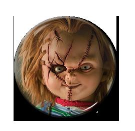 "Child's Play - Chucky 1.5"" Pin"