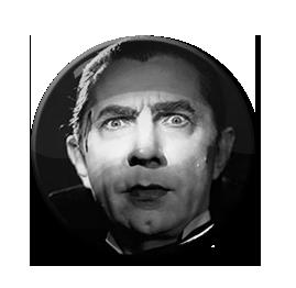 "Dracula - Bela Lugosi 1.5"" Pin"
