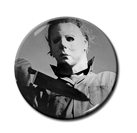"Michael Myers 1.5"" Pin"