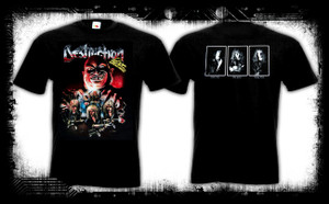 Destruction - Live Without Sense T-Shirt