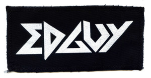 "Edguy - Logo 7x4"" Printed Patch"