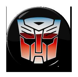 """Autobots 1.5"""" Pin"""