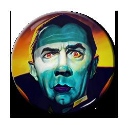 """Dracula - Color 1.5"""" Pin"""