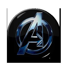 "Avengers 1.5"" Pin"