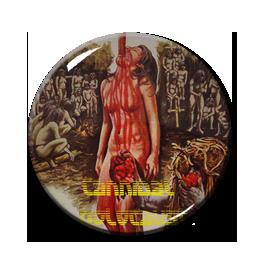 "Cannibal Holocaust 1.5"" Pin"
