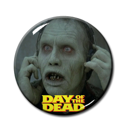 """Day of the Dead 1.5"""" Pin"""