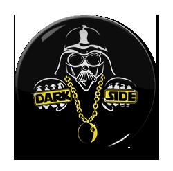 """Star Wars - Gangsta Darth Vader 1.5"""" Pin"""