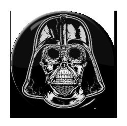 """Star Wars - Darth Vader Skull 1.5"""" Pin"""