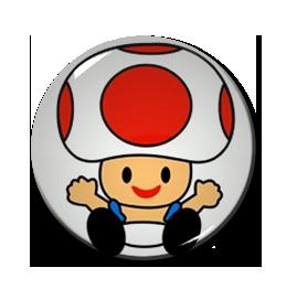 """Toad 1.5"""" Pin"""