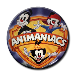 "Animaniacs 1.5"" Pin"