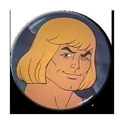 """He-Man 1.5"""" Pin"""