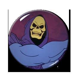 "He-Man Skeletor 1.5"" Pin"