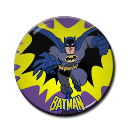 "Batman - Pow! 1.5"" Pin"