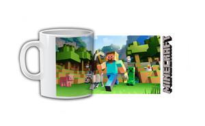 Minecraft Coffee Mug