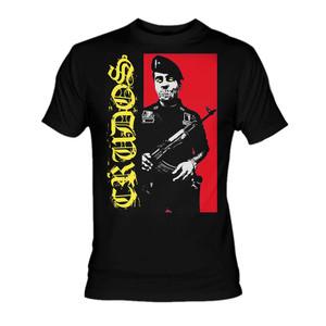 Crudos - Dejanos en Paz T-Shirt