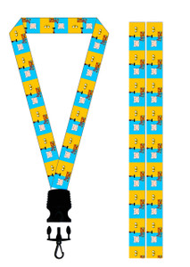 Lanyard - Adventure Time