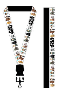 Lanyard - Anime Star Wars