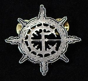 "Carpathian Forest - Logo 2"" Metal Badge Pin"