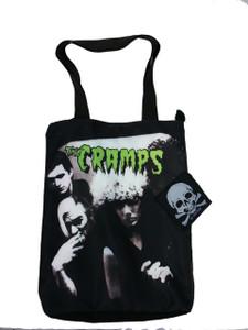 Go Rocker - The Cramps Shoulder Bag