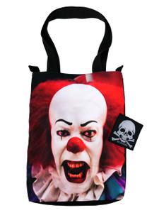 Go Rocker - Pennywise The Dancing Clown's Face Shoulder Bag
