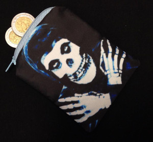 Go Rocker - Misfits' Ghoul Coin Purse
