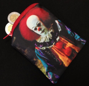 Go Rocker - Pennywise the Clown Coin Purse