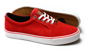 Casta Propaganda - Laslow Red Unisex Sneaker