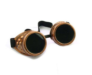 Goggles - Vintage Copper