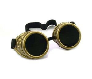 Goggles - Vintage Gold