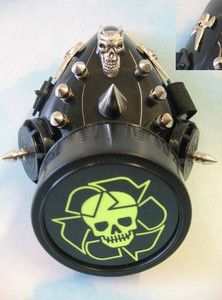 Respirator - Recycled Death w/ Spikes