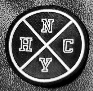 "NY/HC - Logo 3x3"" Embroidered Patch"